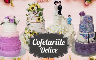 Website www.cofetariiledelice.ro